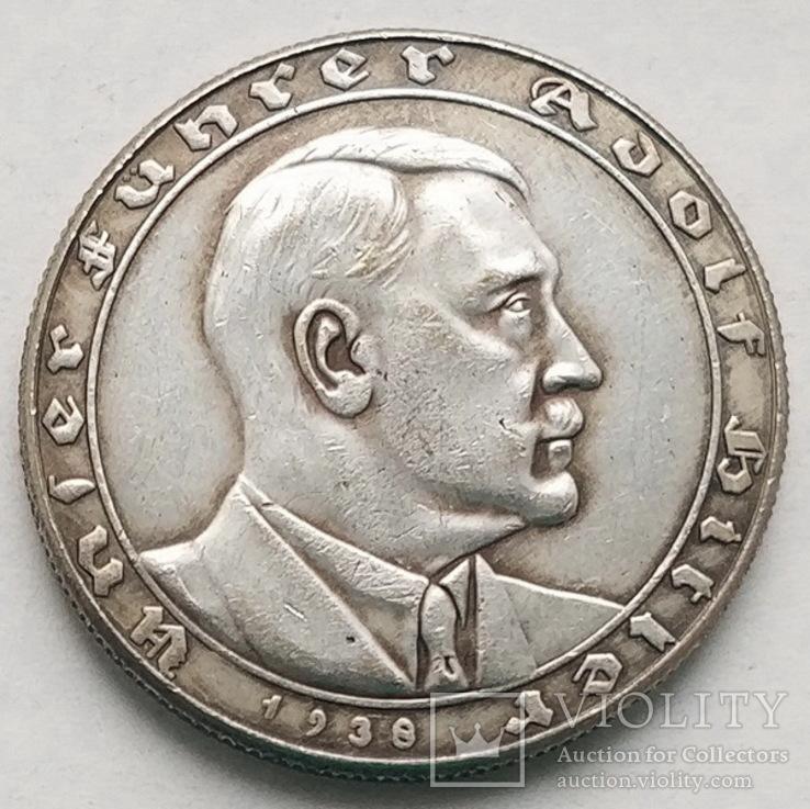 Германия. Третий Рейх. Ein Volk Ein Reich Ein Führer (копия), фото №2