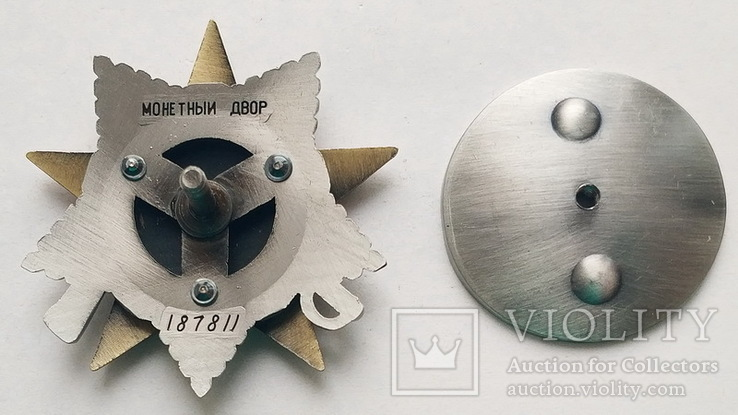 Орден Отечественная война / ВОВ (копия), фото №6