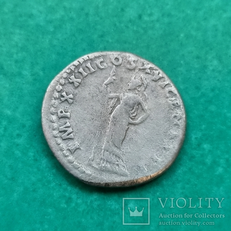 Денарий Домициан Denarius, фото №4