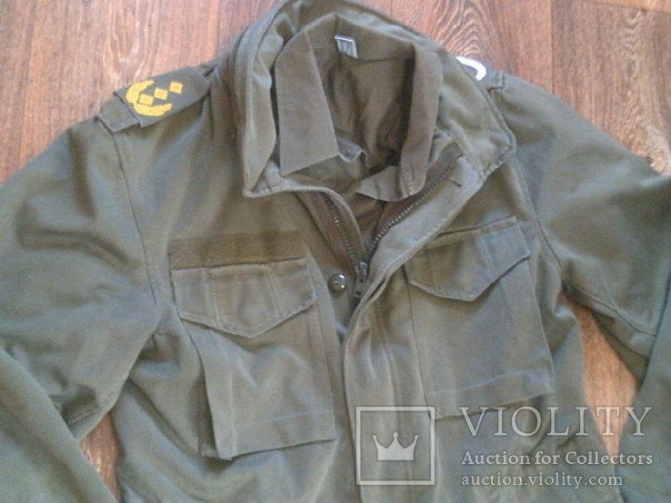 Osterreich Bundesher куртка + рубашка, фото №2