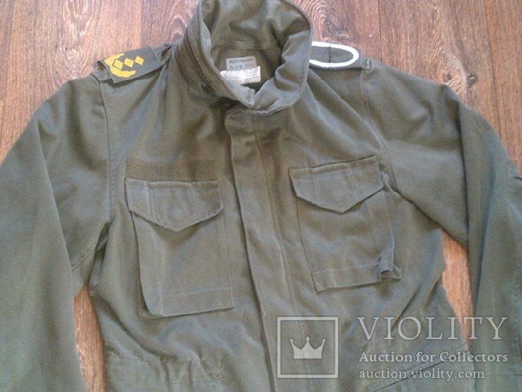 Osterreich Bundesher куртка + рубашка, фото №5