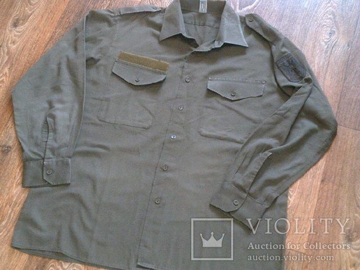 Osterreich Bundesher куртка + рубашка, фото №13
