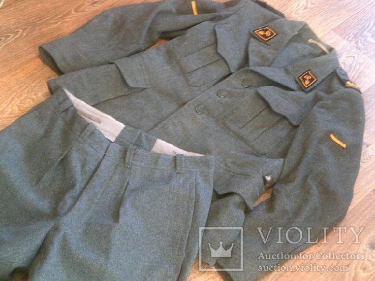 Китель + штаны теплые, фото №3