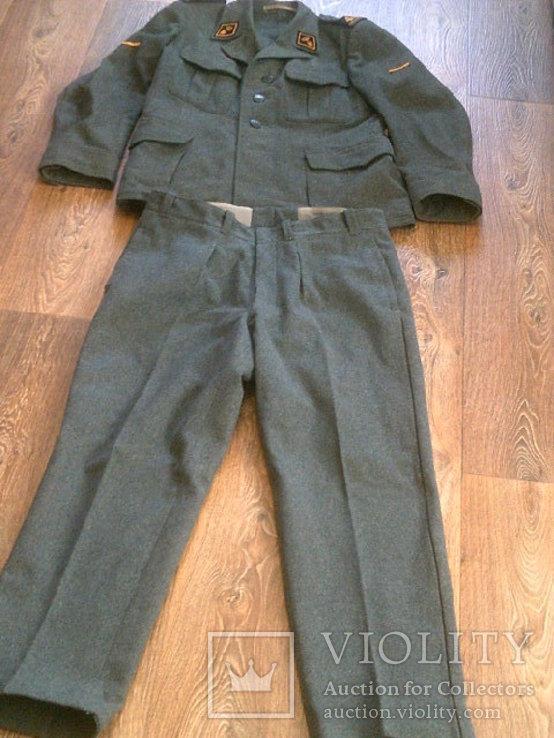 Китель + штаны теплые, фото №7