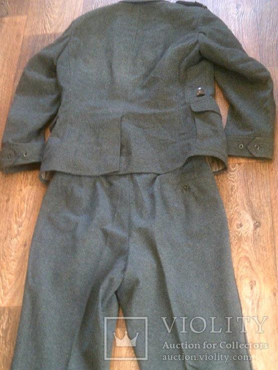 Китель + штаны теплые, фото №10