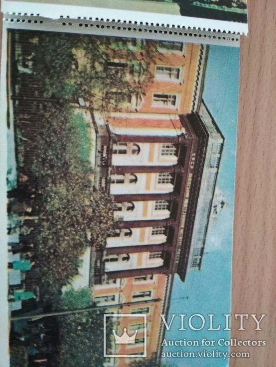 Набор открыток Живописное Прикарпатье 1967г., фото №6