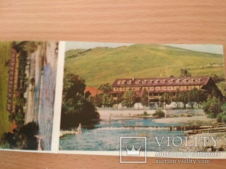 Набор открыток Живописное Прикарпатье 1967г., фото №9
