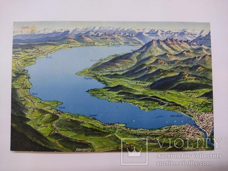 Открытка  Швейцария, фото №2