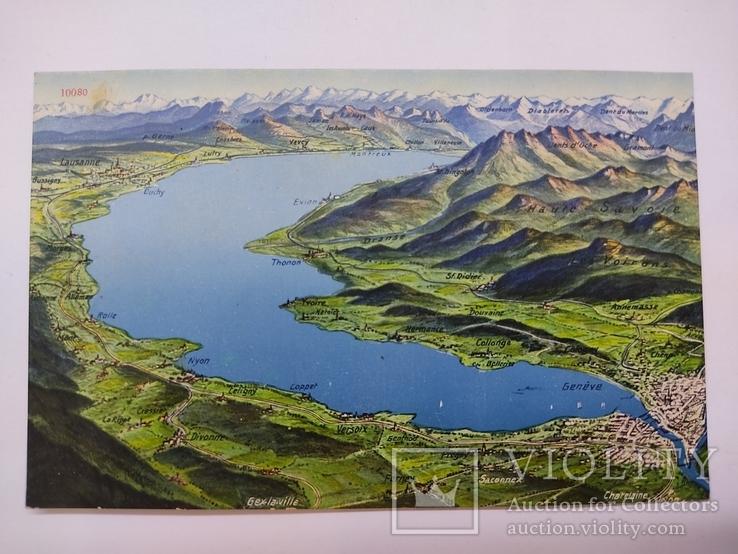 Открытка  Швейцария, фото №3