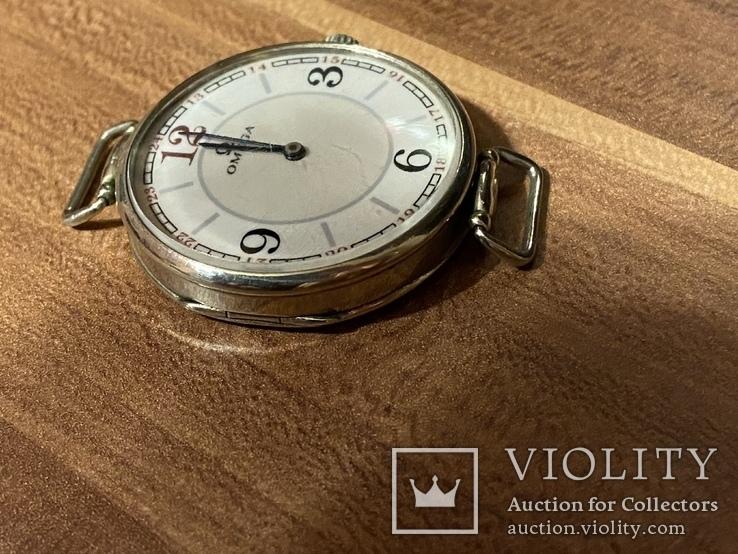 Часы наручные Omega 1915г., фото №4