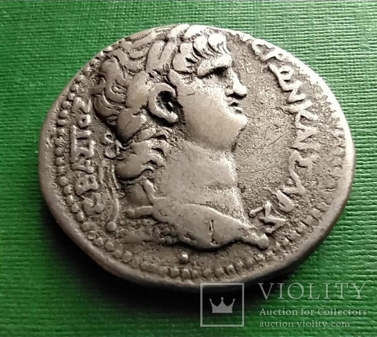 Тетрадрахма Антиохия  Нерон 54-68 г.н.э.