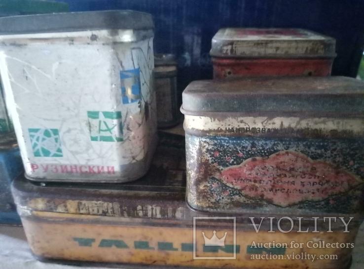 Чайные банки + зубной порошок, фото №11