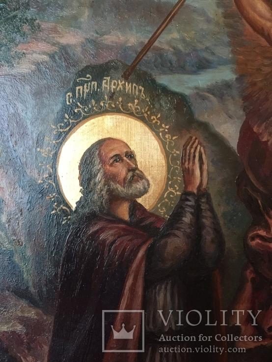 Икона Чудо Архангела Михаила в Хонехъ, фото №4