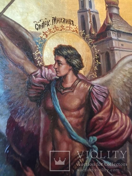 Икона Чудо Архангела Михаила в Хонехъ, фото №5