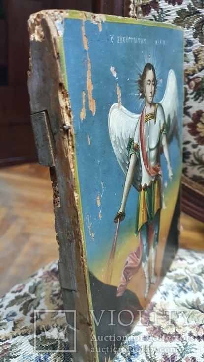 Икона святой Михаил, фото №4