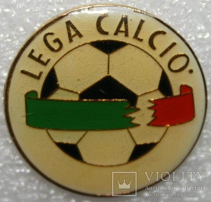 """Знак футбольного клуба """"Lega Calcio"""" (Италия), фото №2"""