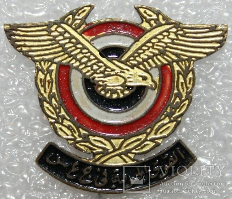 Знак Военно-воздушных сил Ирака.,тяжелый, фото №2