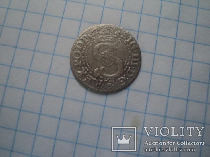 Мальборгский солид 1596 Сигизмунда Вазы, фото №2