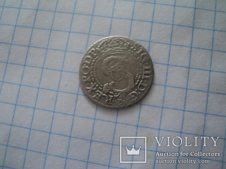 Мальборгский солид 1596 Сигизмунда Вазы, фото №3