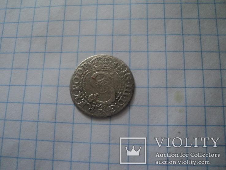 Мальборгский солид 1596 Сигизмунда Вазы, фото №5