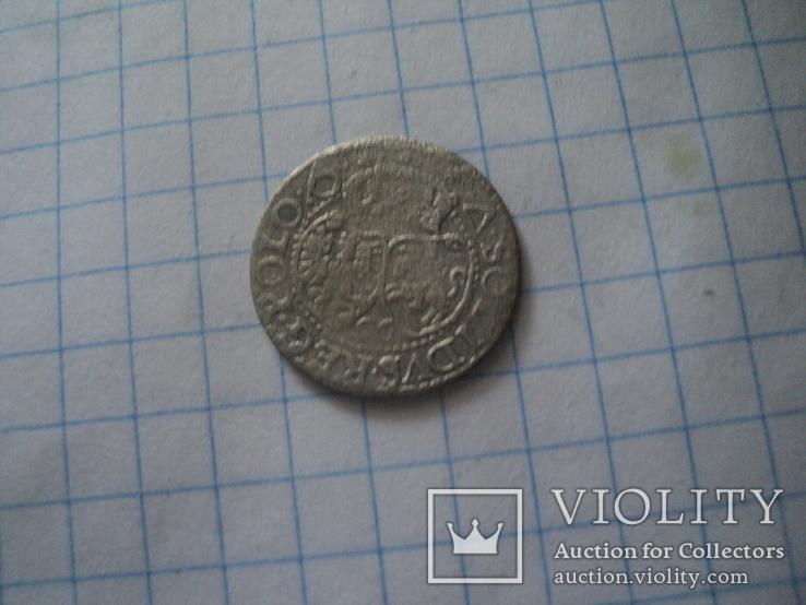 Мальборгский солид 1596 Сигизмунда Вазы, фото №7