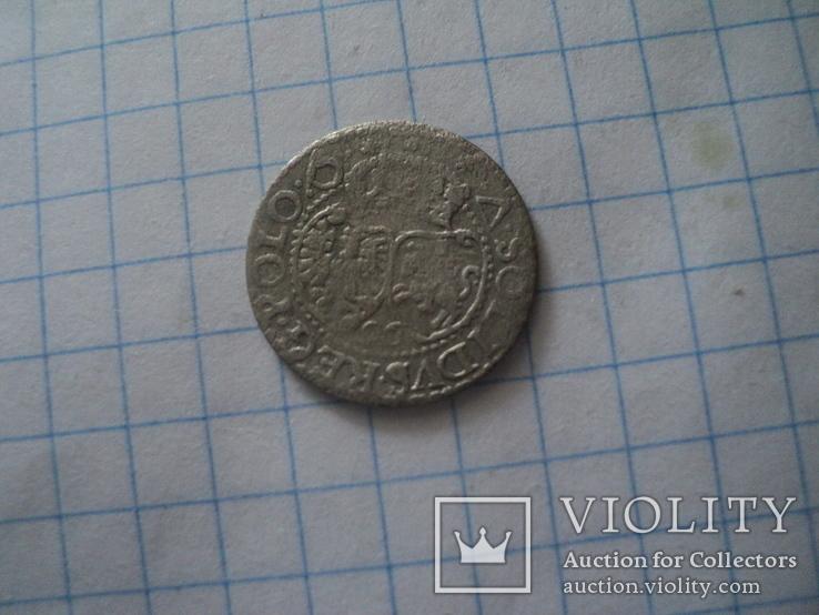Мальборгский солид 1596 Сигизмунда Вазы, фото №8