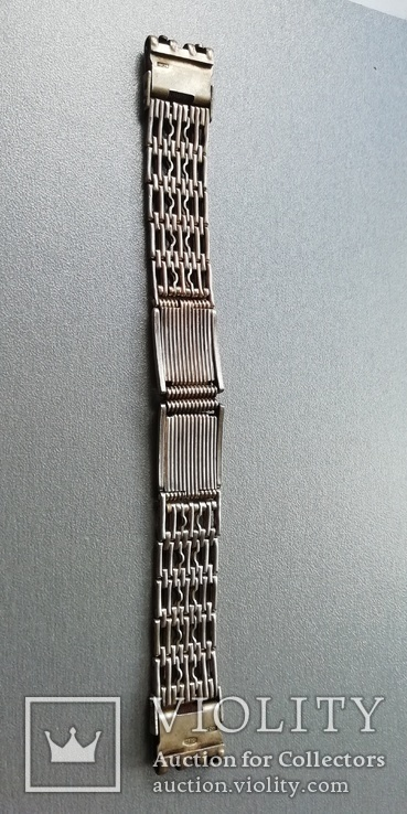 Браслет к наручным часам СССР, 875 пр., фото №10