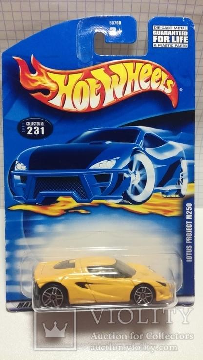 Hot wheels Lotus M250 2001 China, фото №3