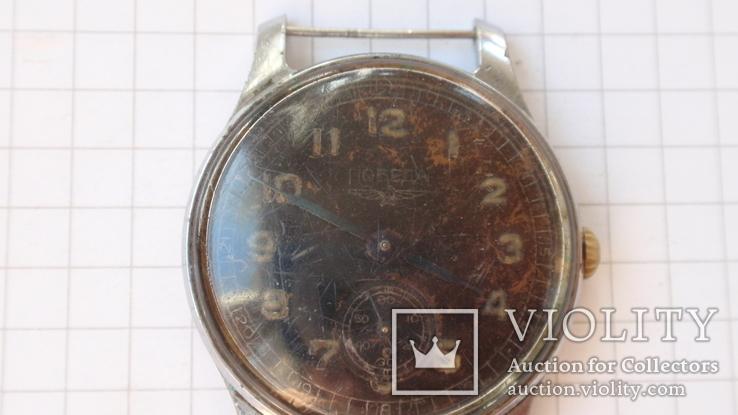 Часы Победа Аэрофлот 1 МЧЗ, 1-55, фото №10