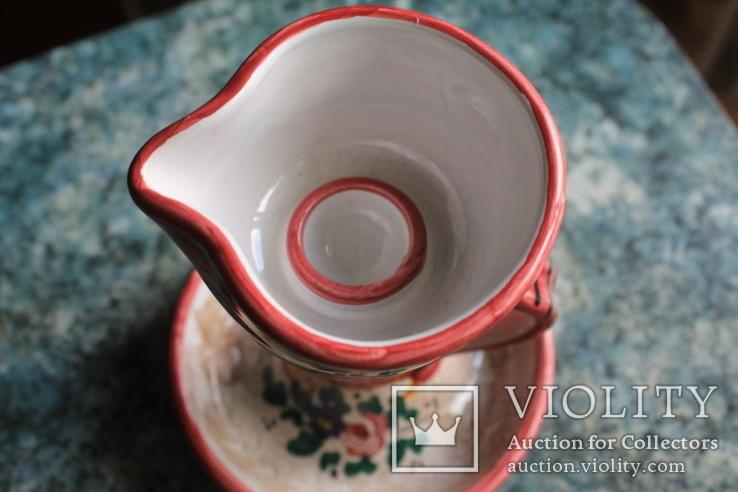 Подсвечник керамика Италия, фото №12