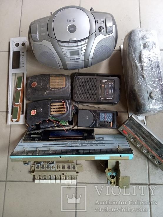 Магнитофоны и радиоприемники, фото №2