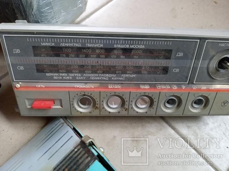Магнитофоны и радиоприемники, фото №7