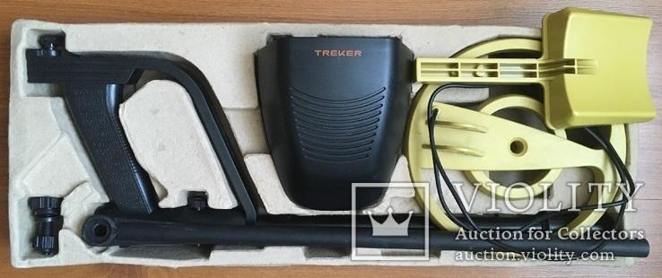 Металошукач Treker GC-1039, фото №2