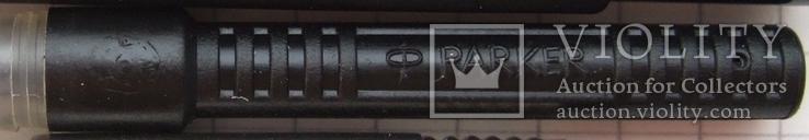 """Конвертер """"Fun z 12"""" для перьевых ручек Паркер. Новый. Сделан в Англии., фото №4"""