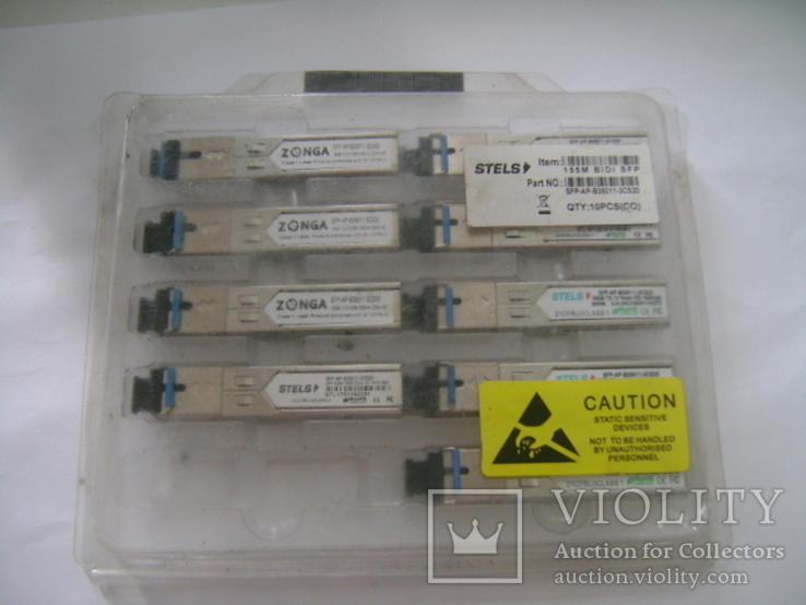 Трансиверы SFP - модули 9 шт., фото №3