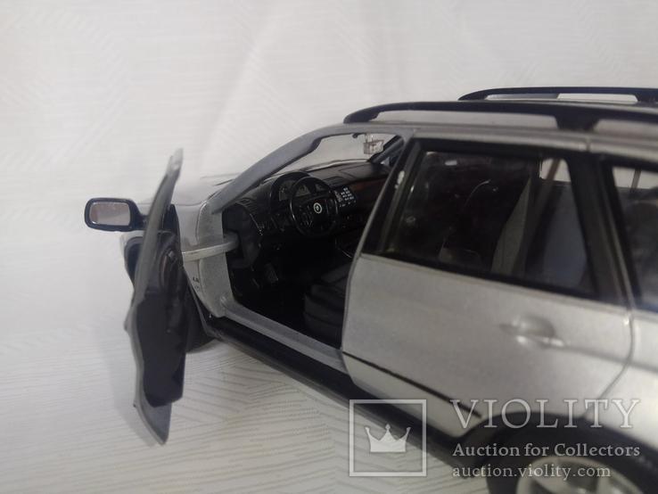Автомодель BMW X5 1:24 Welly, фото №5