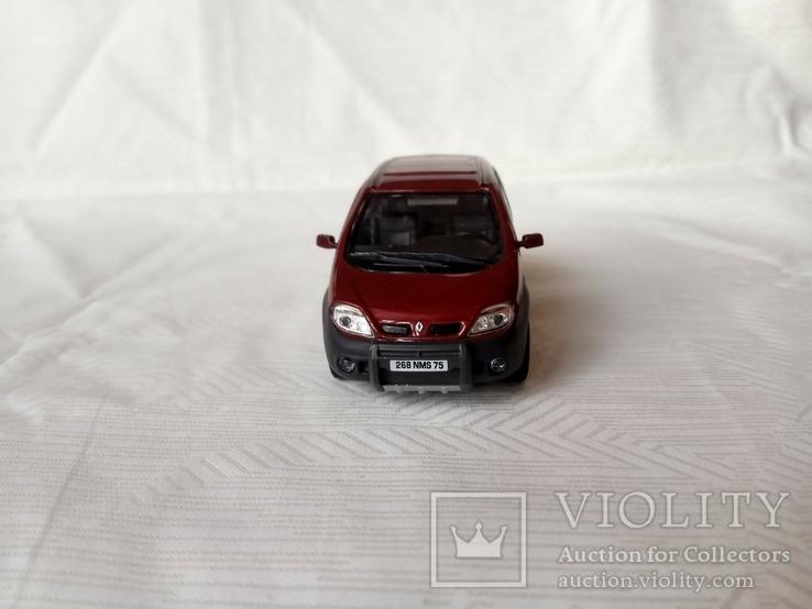 Автомодель Renault RX4 1:43 Cararama, фото №6