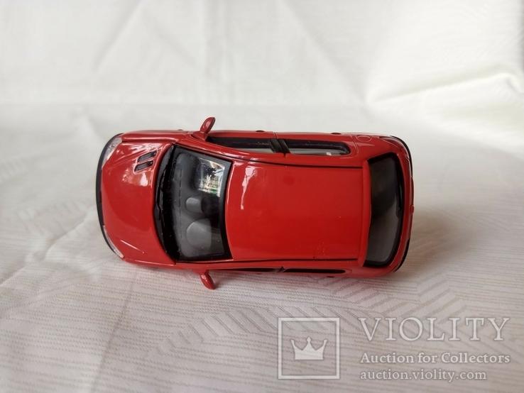 Автомодель Peugeot 206 1:43 Cararama, фото №7