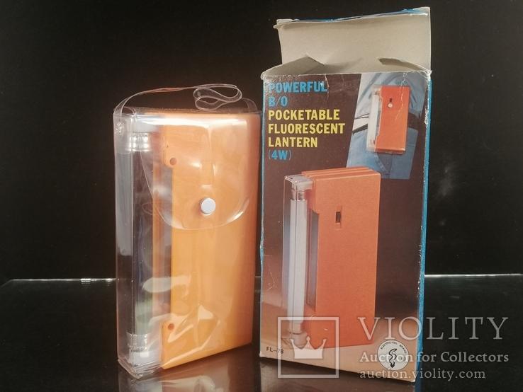 Кишеньковий флуоресцентний ліхтар, фото №2