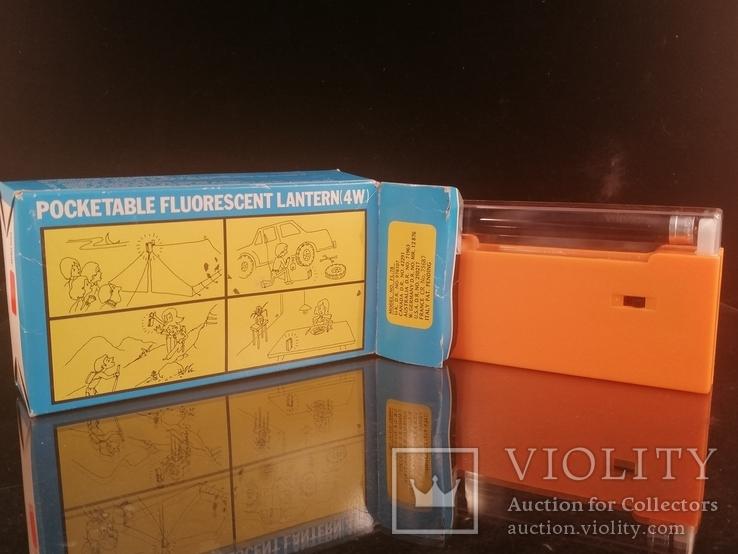 Кишеньковий флуоресцентний ліхтар, фото №3