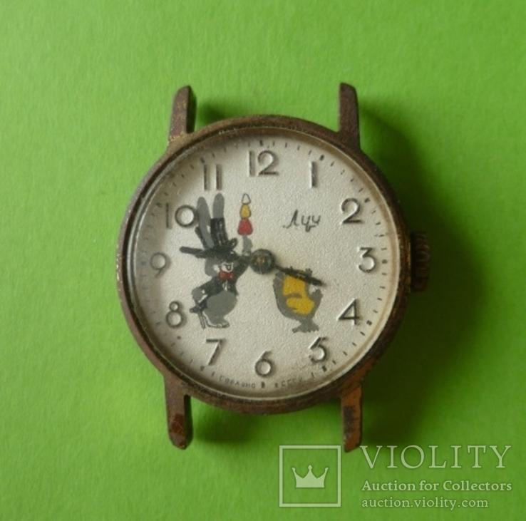 "Часы "" Луч""., фото №11"
