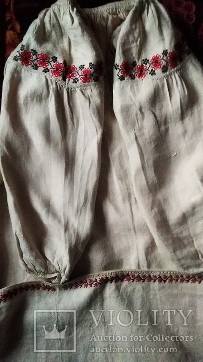 Старинная  вышиванка, фото №6