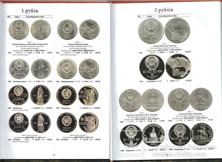 Каталог Монеты СССР 1921-1991. Монети СРСР, фото №6