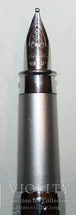 Перьевая ручка Baixin RP-916 (перо 18 KGP.,+ перо 18KGP бонус), фото №3