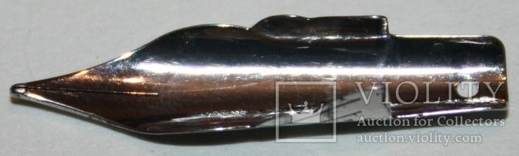 Перьевая ручка Baixin RP-916 (перо 18 KGP.,+ перо 18KGP бонус), фото №6