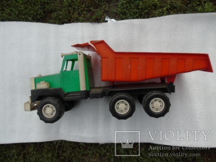Большой грузовик, фото №2