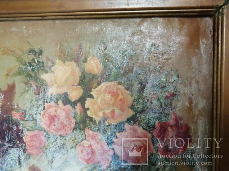 Картина Цветы, фото №4