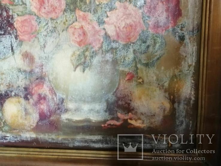 Картина Цветы, фото №5