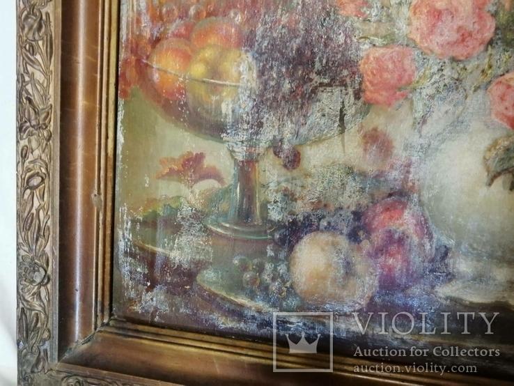 Картина Цветы, фото №6