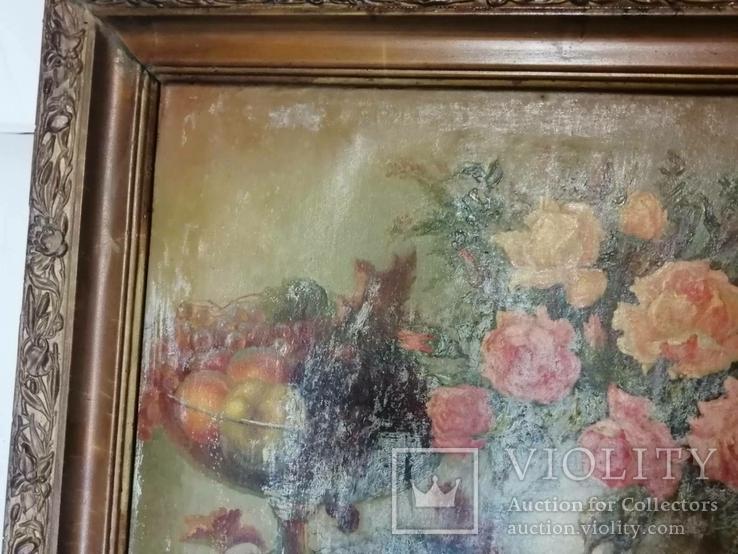Картина Цветы, фото №7
